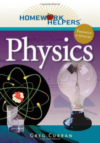 Homework Helpers: Physics, Revised Edition  2nd 2012 (Revised) edition cover