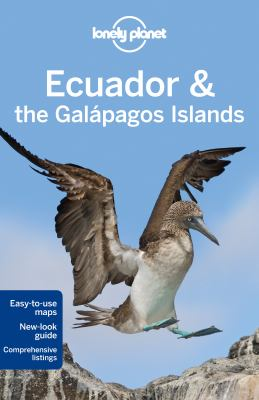 ECUADOR AND THE GALAPAGOS ISLANDS (INGL�S)  9th 2012 (Revised) edition cover