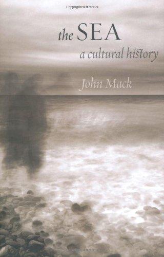 Sea A Cultural History  2011 edition cover