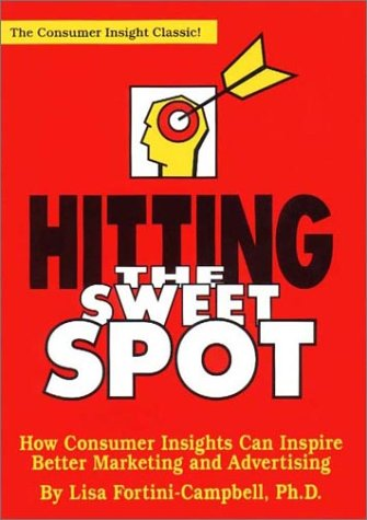 Hitting the Sweet Spot The Consumer Insight Classic! 2nd 2001 (Revised) edition cover