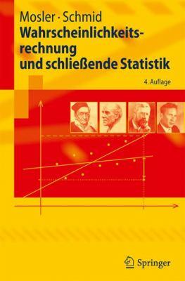 Wahrscheinlichkeitsrechnung Und Schließende Statistik:   2010 edition cover