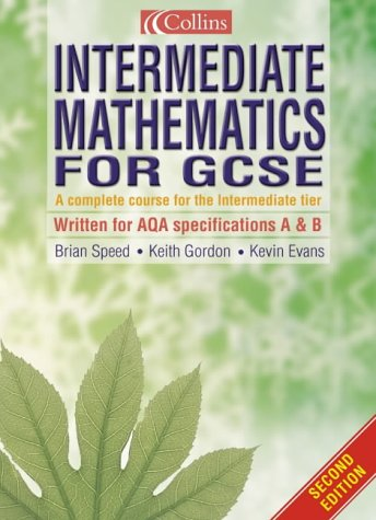 Intermediate Mathematics for GCSE N/A edition cover
