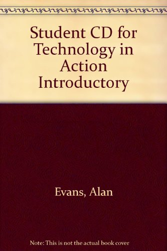 Technology in Action Introductory:  9th 2012 9780132839099 Front Cover