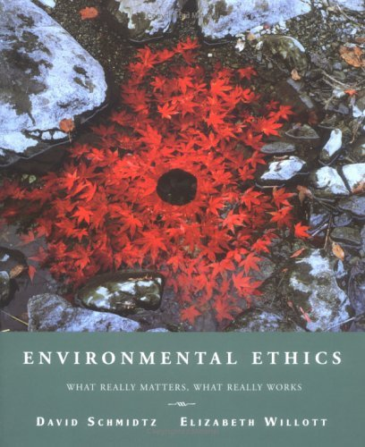 Environmental Ethics What Really Matters, What Really Works  2002 edition cover