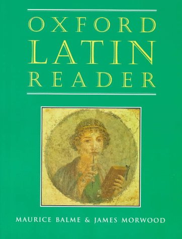 Oxford Latin Reader  2nd 1997 edition cover