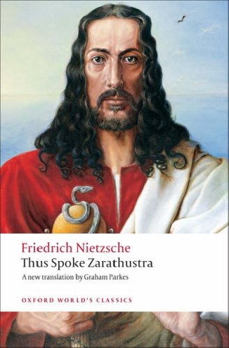Thus Spoke Zarathustra A Book for Everyone and Nobody  2008 edition cover
