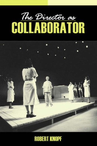 Director as Collaborator   2006 9780205397099 Front Cover