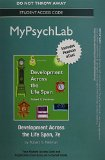 NEW MyPsychLab with EText -- Standalone Access Card -- for Development Across the Life Span  7th 2014 edition cover