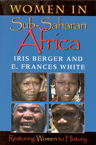 Women in Sub-Saharan Africa Restoring Women to History  1999 edition cover