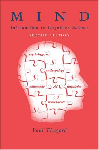 Mind Introduction to Cognitive Science 2nd 2005 edition cover