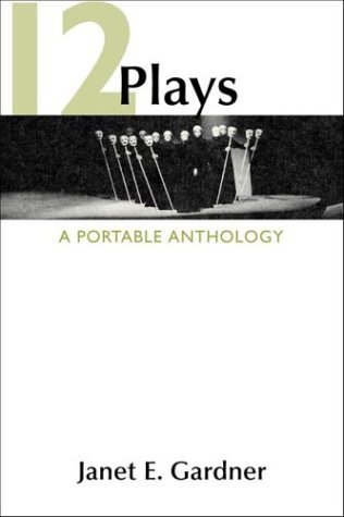 12 Plays A Portable Anthology  2003 edition cover