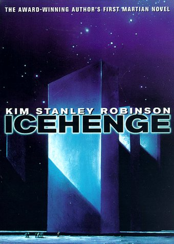 Icehenge   1999 (Revised) edition cover