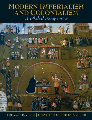 Modern Imperialism and Colonialism A Global Perspective  2011 edition cover