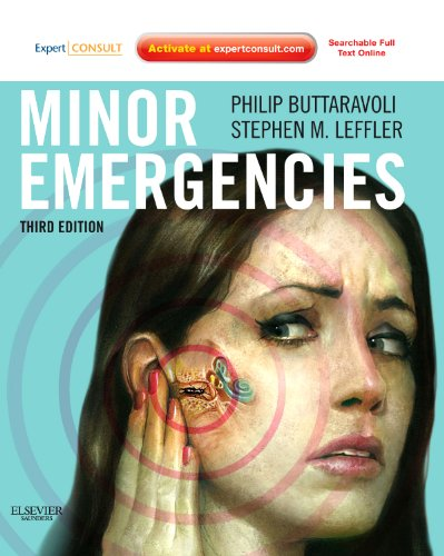 Minor Emergencies  3rd 2012 9780323079099 Front Cover