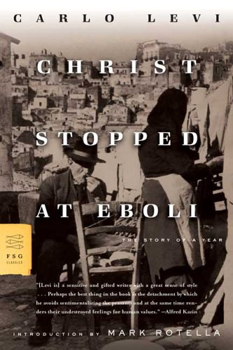 Christ Stopped at Eboli The Story of a Year  2006 edition cover