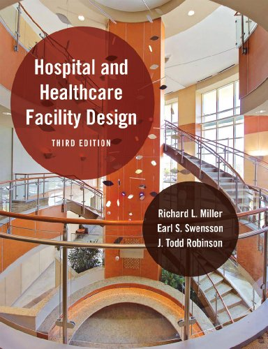 Hospital and Healthcare Facility Design  3rd 2012 edition cover