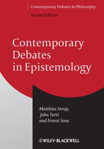 Contemporary Debates in Epistemology  2nd 2014 edition cover