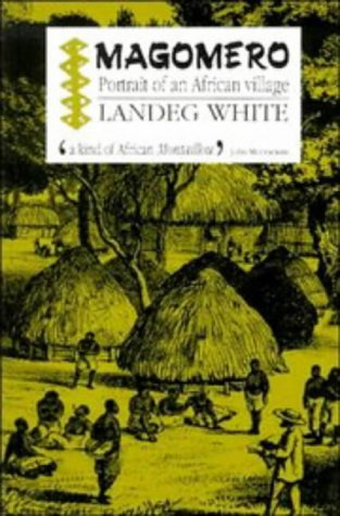 Magomero Portrait of an African Village N/A edition cover