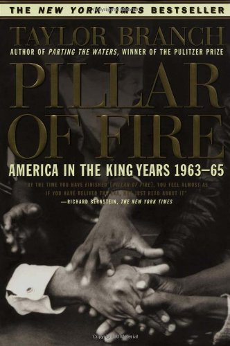 Pillar of Fire America in the King Years 1963-65  1999 edition cover