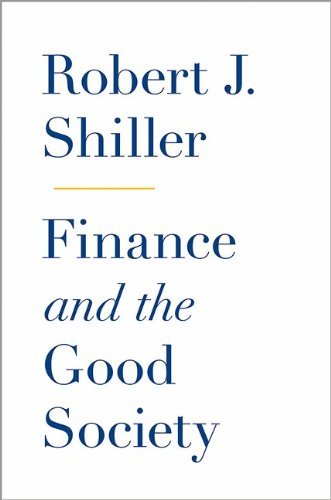 Finance and the Good Society   2013 (Revised) edition cover