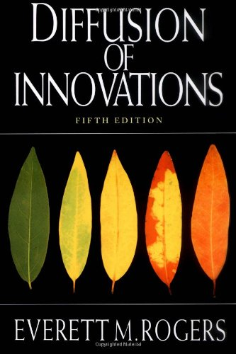Diffusion of Innovations  5th 2003 9780743222099 Front Cover
