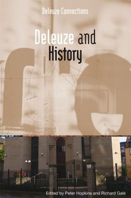 Deleuze and History   2009 9780748636099 Front Cover