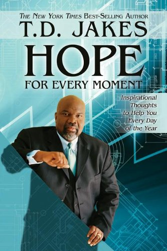 Hope for Every Moment Inspirational Thoughts to Help You Every Day of the Year N/A edition cover