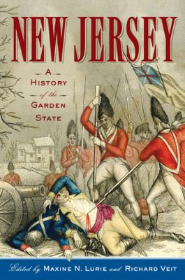 New Jersey A History of the Garden State  2012 edition cover