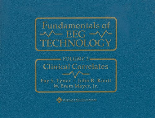 Fundamentals of EEG Technology Clinical Correlates  1989 9780890049099 Front Cover