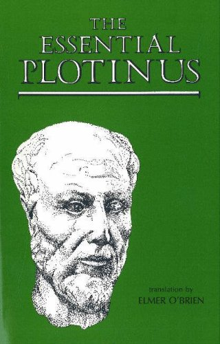Essential Plotinus Representative Treatises from the Enneads 2nd edition cover