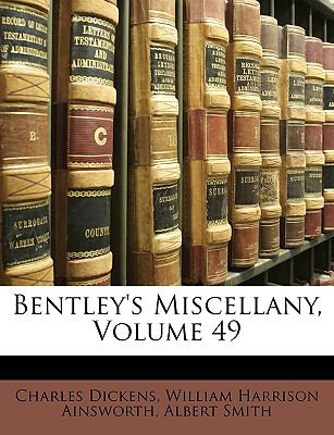 Bentley's Miscellany  N/A edition cover