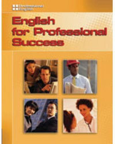 English for Professional Success   2006 9781413030099 Front Cover