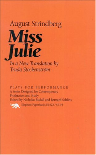 Miss Julie  N/A edition cover
