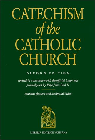 Catechism of the Catholic Church  2nd 1997 9781574551099 Front Cover