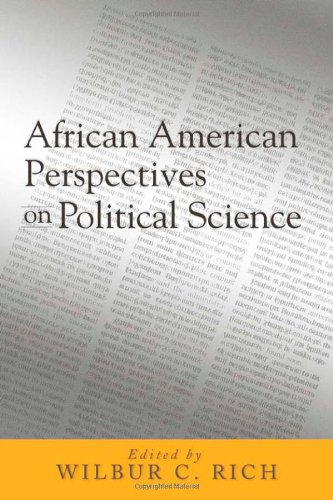 African American Perspectives on Political Science   2007 edition cover