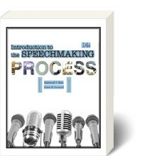 Introduction to the Speechmaking Process N/A edition cover