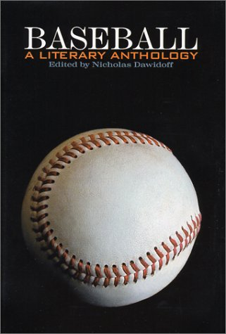 Baseball A Literary Anthology  2002 edition cover