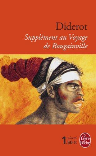 SUPPLEMENT AU VOYAGE DE BOUGAI 1st edition cover