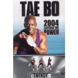 Billy Blanks' Tae Bo 2004 Capture the Power: Energy System.Collections.Generic.List`1[System.String] artwork