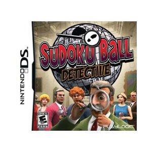 Sudoku Ball -- Detective (Nintendo DS) Nintendo DS artwork