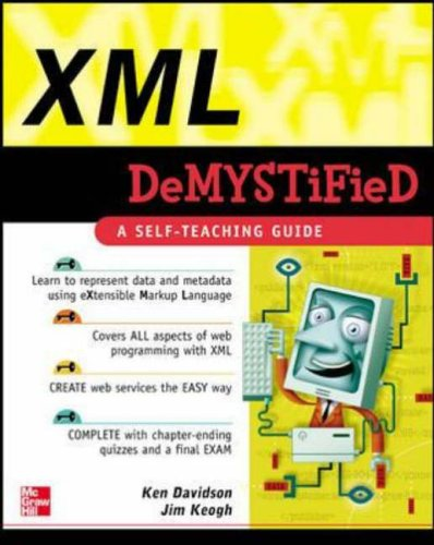 XML Demystified   2006 9780072262100 Front Cover