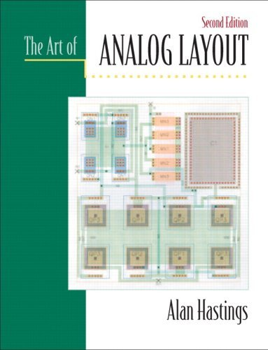 Art of Analog Layout  2nd 2006 (Revised) edition cover
