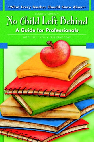 No Child Left Behind A Guide for Professionals 2nd 2009 edition cover
