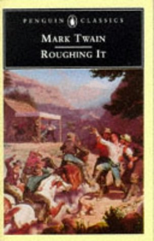 Roughing It   1981 edition cover