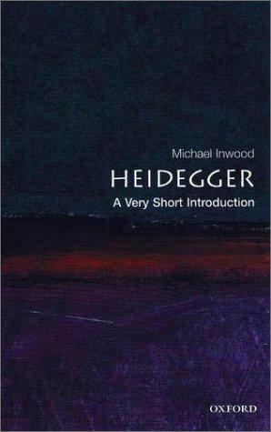 Heidegger   2000 edition cover