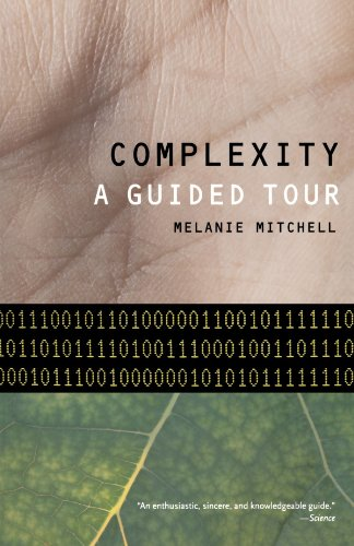 Complexity A Guided Tour  2011 edition cover