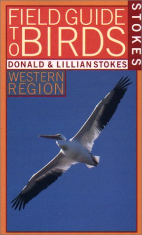 Stokes Field Guide to Birds Western Region  1996 edition cover