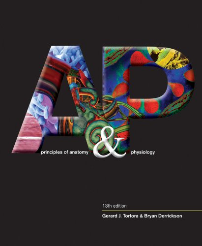 Principles of Anatomy and Physiology  13th 2012 edition cover