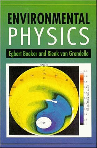 Environmental Physics   1995 9780471951100 Front Cover