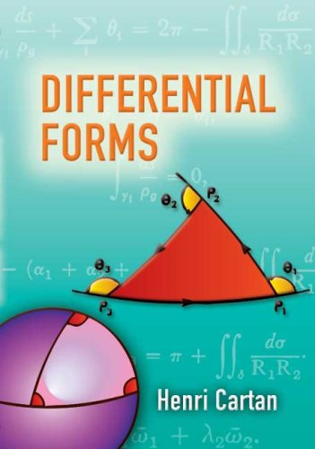 Differential Forms   2006 edition cover